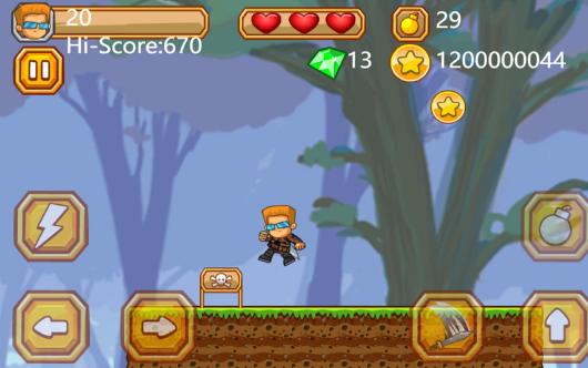 僵尸海盗夺金iOS版v1.0 免费版