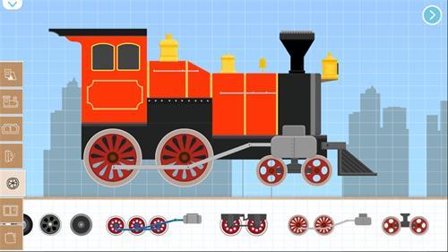 Labo积木火车ios益智版v1.1.1儿童版