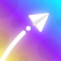 色彩纸飞机免预约版v0.98 全新版
