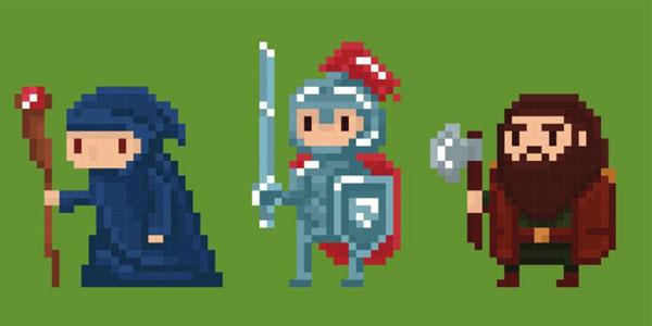 好玩的手机像素游戏