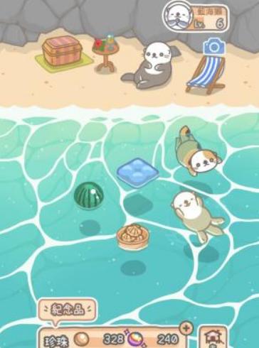 海獭浴场中文汉化版v1.0 免费版