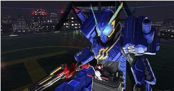 假面骑士01模拟器腰带变身版v9 手机版