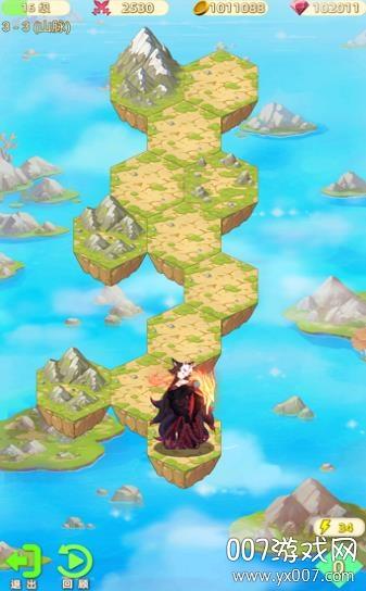 灵妖战记免费版v1.4 苹果版