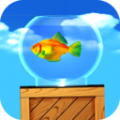 鱼缸永不落地手游单机版v0.9 创新版