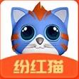 纷红猫外快赚钱软件v1.0 最新版