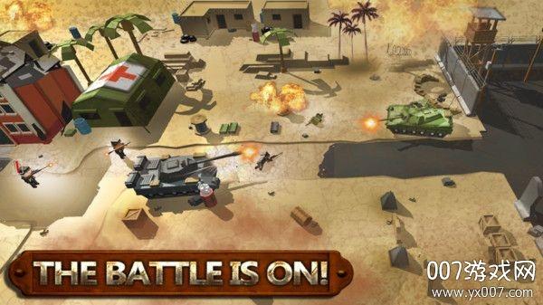 军事战区部队模拟版v1.0 安卓版