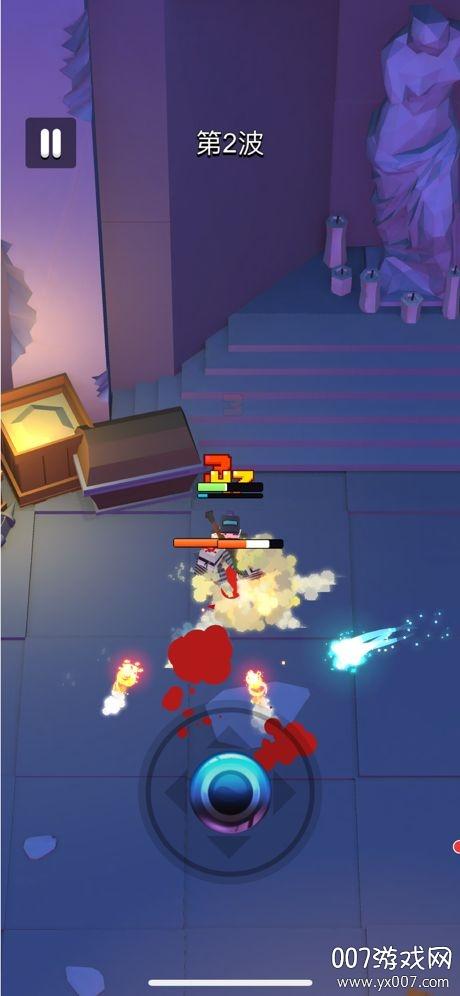 王牌英雄打僵尸趣味版v1.0 苹果版
