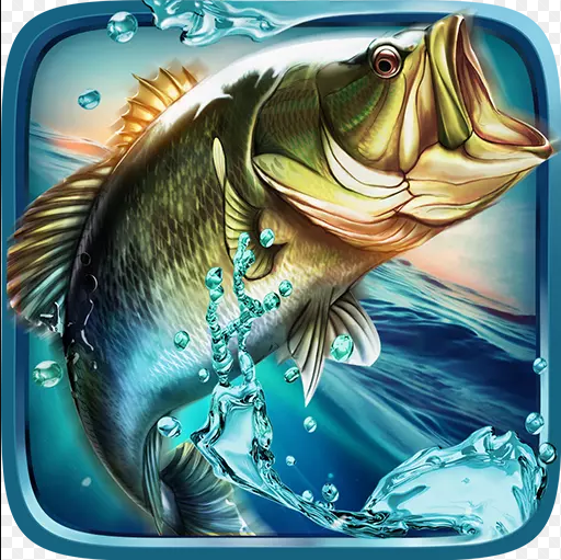 咕咚钓鱼全新玩法版v1.0.1 全新版