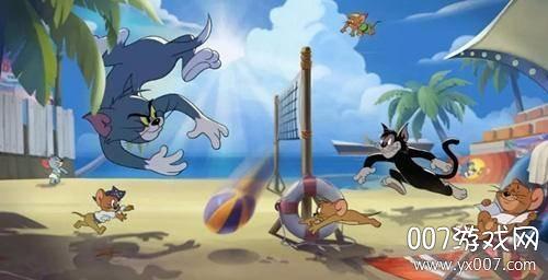 猫和老鼠手游沙滩排球玩法攻略  猫和老鼠手游沙滩排球玩法技巧