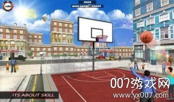3D街头篮球单机版v1.0 苹果版