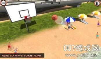 3D街头篮球单机版