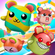七彩仓鼠终极淘汰赛3D卡通冒险破解版v0.01 最新版