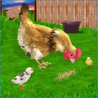 母鸡模拟器手游破解版v1.09 最新版