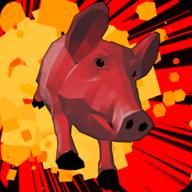 疯狂猪模拟器无限金币破解版v1.043 单机版
