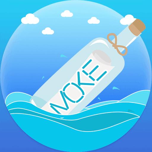 陌客漂流瓶交友速配版v1.0 安卓版