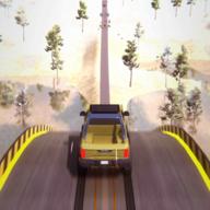 巨型坡道疯狂驾驶单机版v1.00 安卓版