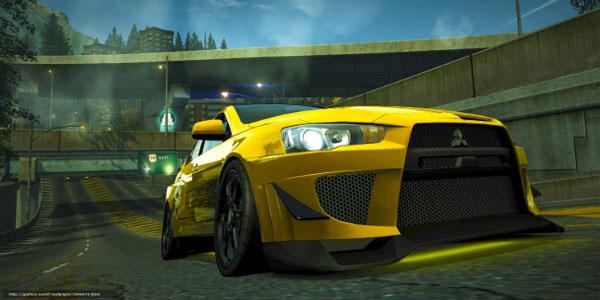 汽车合成游戏