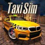 出租车模拟器2021真实驾驶版v1.3 中文版