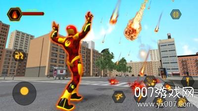 超�英雄城市�鹗咳��D�b版v1.0.1 去�V告版