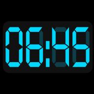 桌面悬浮时钟自定义版v1.0 安卓版