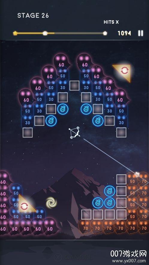 烟花幽灵病毒手游汉化版v1.0苹果版
