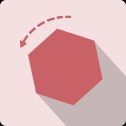 旋转六边形手游几何版v1.333全新版