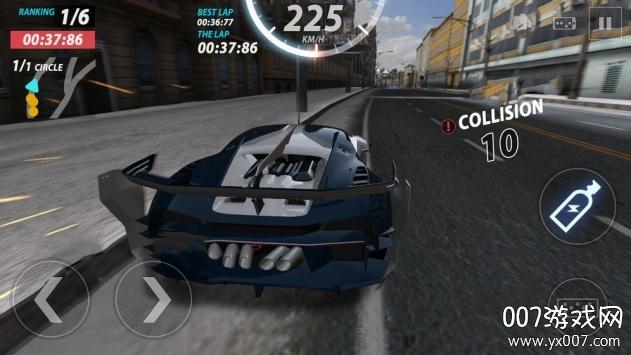 城市飞车2抢鲜版v1.0 最新版