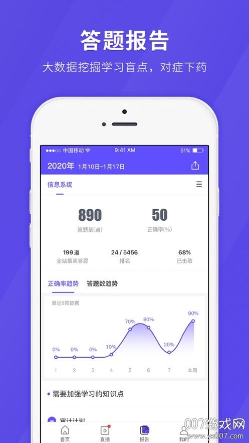 软考快题库通关宝典v4.5.0 iPhone免费版