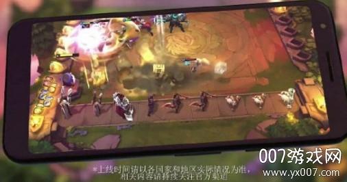 TFT手游中文欧美服版v10.6.3132784 手机版