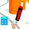 色笔轨迹手游无限金币版v4.0安卓版
