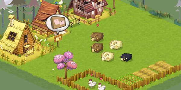 经营牧场农场类游戏