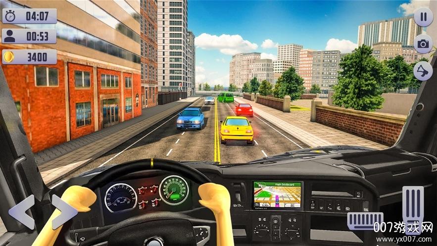 火柴人乘客总线驾驶趣味版v1.0 苹果版