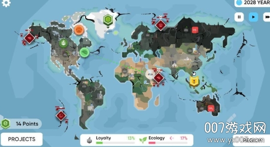 拯救地球气候袭击特别版v1.4 苹果版