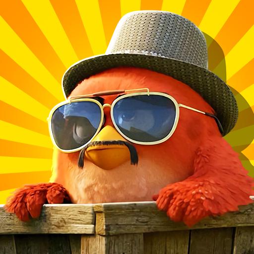 丛林鸟大冒险豪华图鉴版v1.0 手机版
