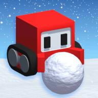 方块人滚雪球单机版v1.3最新版