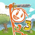 火柴人涂鸦3趣味中文版v1.1 单机版