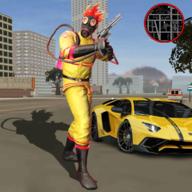 火焰绳索英雄游戏官方版v1.0 最新版