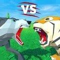 狼vs老虎生存模拟器中文版v1.5 免费版