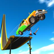巨大斜坡特技飞车无限金币修改版v0.1  安卓版