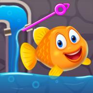 拉针救鱼汉化挂机版v10.2 安卓版