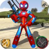 钢铁绳索蜘蛛侠单机版v1.0 安卓版
