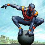 超级蜘蛛英雄无限金币钻石版v1.1 联盟版