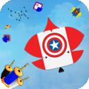 超级英雄风筝赛完整破解版v1.2 最新版