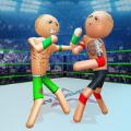 火柴人摔跤最新版v1.3 免�M版