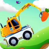 疯狂挖掘机乐园少儿益智版v1.3 最新版