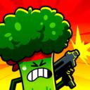 食物蔬菜帮派趣味冒险闯关版v1.1 免费版