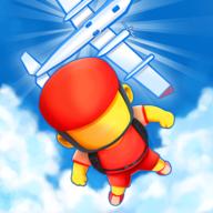 人类高空跳伞手游安卓中文版v1.0.0 测试版