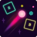 疯狂碎方块星空弹射版v1.9 最新版