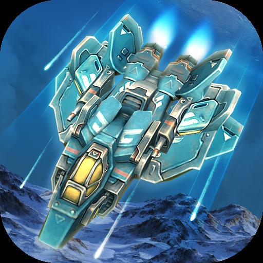 苍穹上的轰鸣官方最新版v1.0.0 雷霆出击版