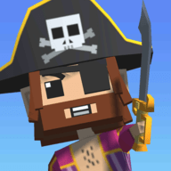 海盗大炮简笔画版